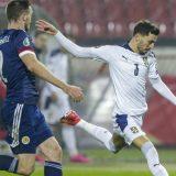 Srbija posle penala izgubila od Škotske u finalu baraža za odlazak na EP 12