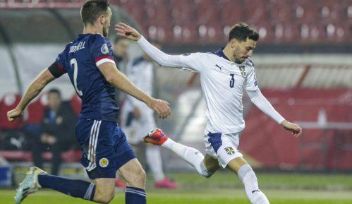 Srbija posle penala izgubila od Škotske u finalu baraža za odlazak na EP 10