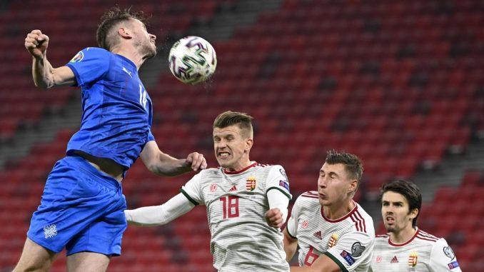Mađarska za četiri minuta stigla do preokreta i Evropskog prvenstva u fudbalu 1