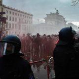 Više od 50 policajaca povređeno i uhapšeno 250 demonstranata u neredima u Berlinu 1