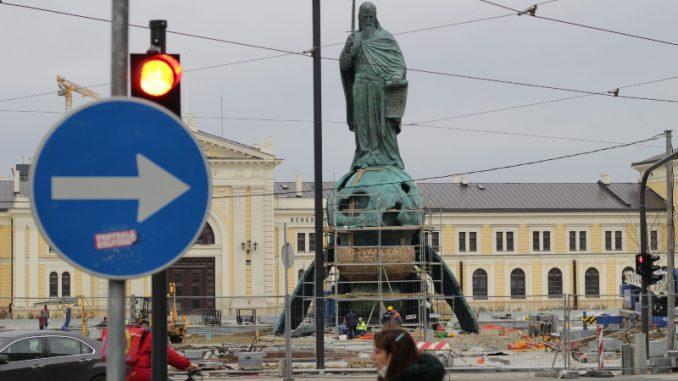 Stefan Nemanja plaćen kao dva Kipa slobode 1