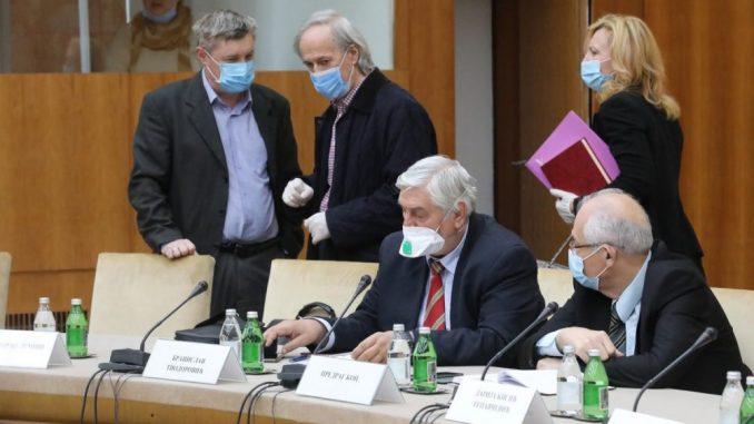 Završen sastanak Kriznog štaba, bez izjava za medije 3