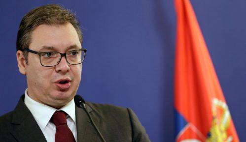 Vučić: Uspostavljen redovan dijalog Srbije i NATO 10