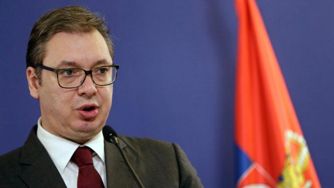 Vučić: Uspostavljen redovan dijalog Srbije i NATO 4