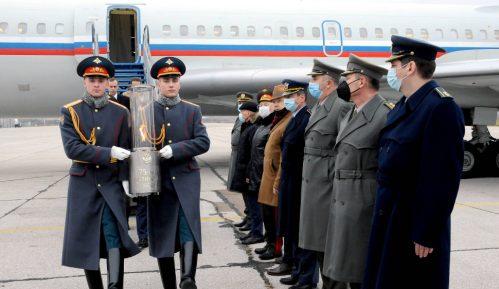 """""""Večna vatra"""" pokazuje rusku meku moć 2"""