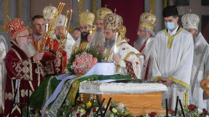 Sabor SPC o novom patrijarhu 18. februara, neke vladike počele da hvale Vučića 5