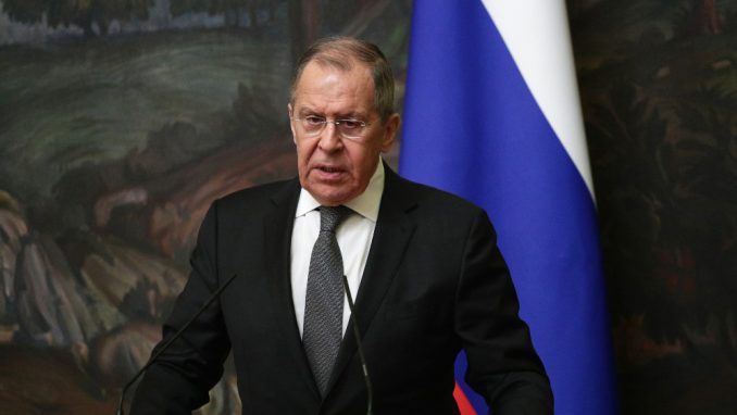 Lavrov: Približavanje NATO-a ruskim granicama pokazuje zlonamerne planove 1