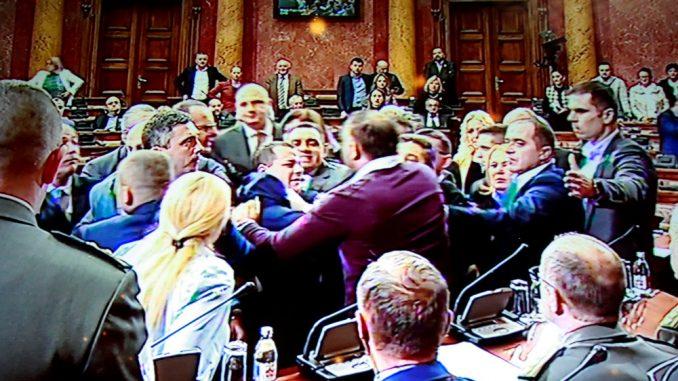 Kamberi: Preko kodeksa se pravi politički sud 1