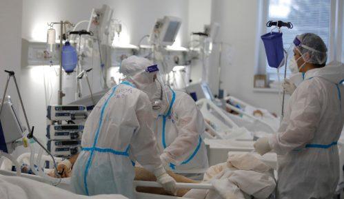 Pet osoba preminulo na kovid odeljenju čačanske bolnice za 24 časa 2