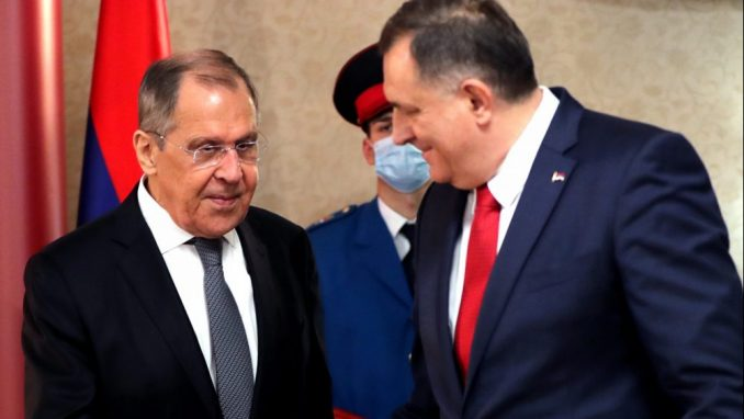 Telefonski razgovor Dodika i Lavrova: Nepotreban visoki predstavnik 3