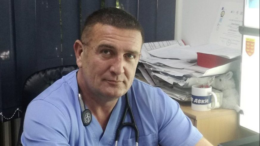 Pulmolog Žujović ima edem pluća, nije životno ugrožen 1