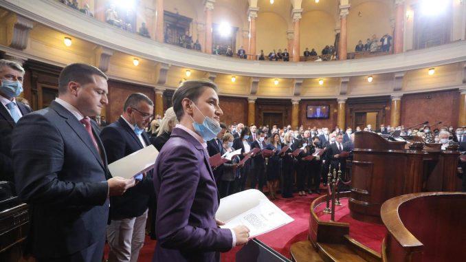 Serbia Politics