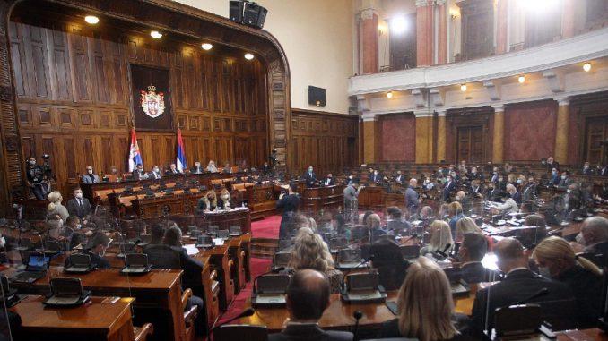 Poslanici Skupštine Srbije o predlogu Zakona o muzejima, a ponovo i o Đilasu 3