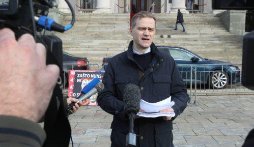Stefanović (SSP): Vučić ne može biti predsednik ako je razgovarao s kriminalcima, da saopšti imena 2