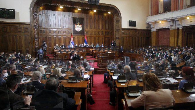 Poslanici pitali o zdravlju, Kosovu i odgovornosti za zločine u akciji Bljesak 5
