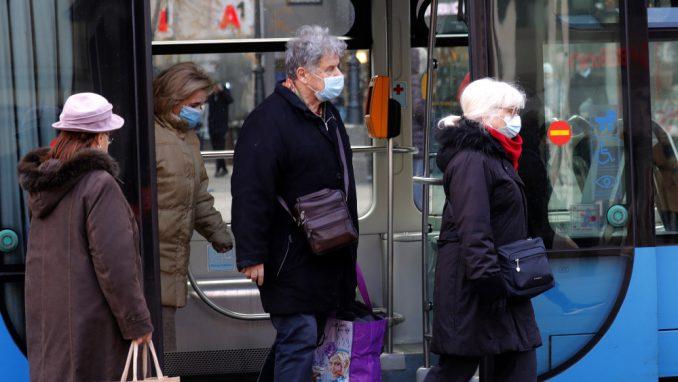 U Hrvatskoj potvrđena dva slučaja južnoafričkog soja korona virusa 5