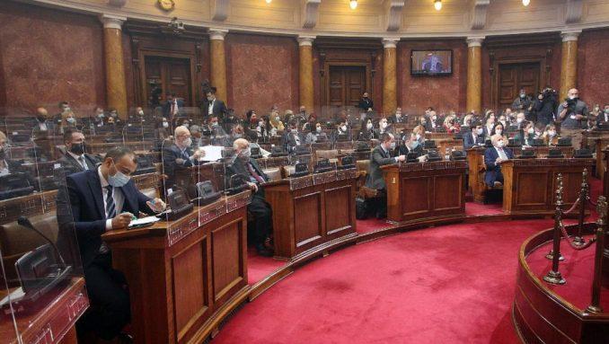 Izmene zakona o penzijskom i invaldiskom osiguranju na sednici parlamenta 15. juna 1