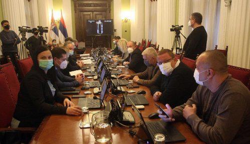 Hotelsku sednicu skupštinskog odbora platio UNDP 1