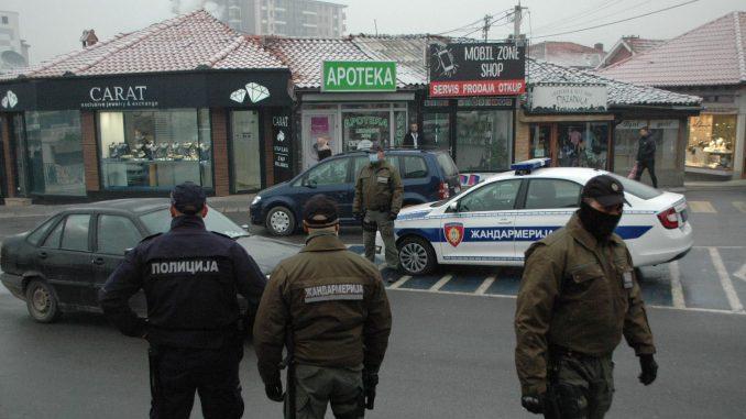 Policija počela Sablju 2 3