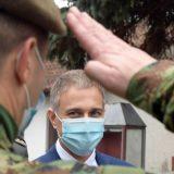 Stefanović: Vojni budžet za 2021. nešto veći, vojnicima dodatno povećanje plata od 10 odsto 10