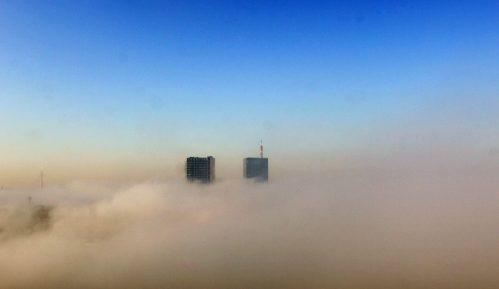 Vazduh u Beogradu loš, građani prepušteni sami sebi kad je reč o zaštiti 12
