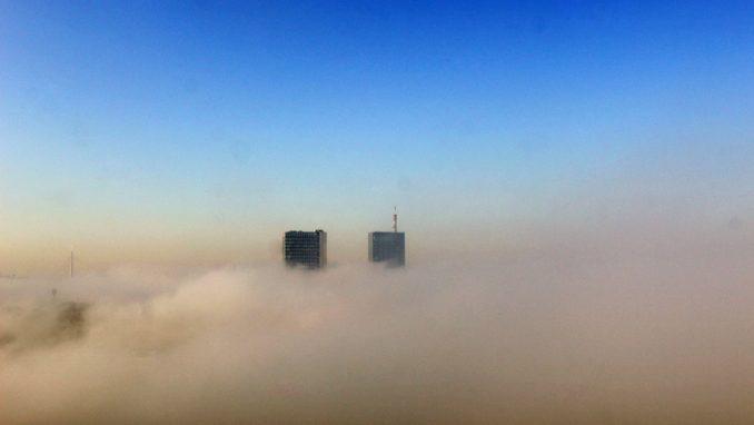 Vazduh u Beogradu loš, građani prepušteni sami sebi kad je reč o zaštiti 1