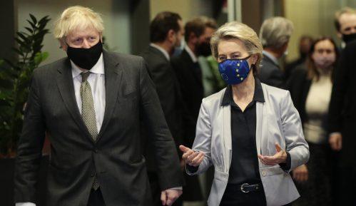 Džonson stigao u Brisel na razgovore sa EU o sporazumu posle Bregzita 13