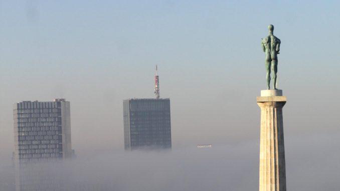 Zagađenje vazduha u Beogradu koje potiče od saobraćaja u proseku 20 odsto 4