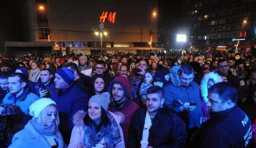 Organizatori dočeka: Od proslave Nove godine nema ništa 6