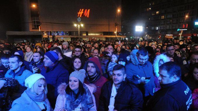Organizatori dočeka: Od proslave Nove godine nema ništa 5