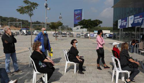 Vakcinisano 75.000 Izraelaca, Palestinci i dalje na čekanju 10