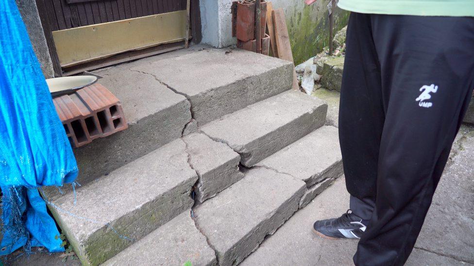 Stepenice u Metovnici