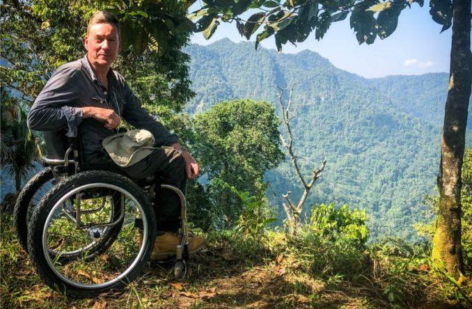"""Frenk Gardner: Čovek koji je dospeo na vrh """"ledenog brega"""" invaliditeta 3"""