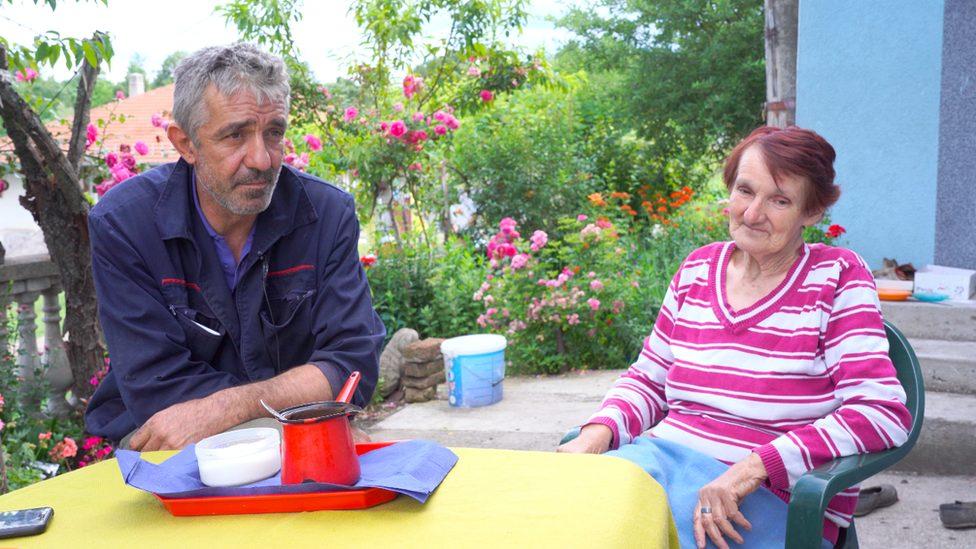 Draga i Bojan Nestorović