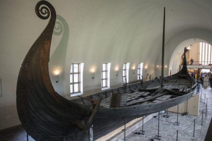 Arheologija i Norveška: Pronađen veliki vikinški brod u kome je možda sahranjen kralj 1