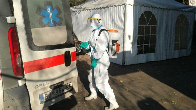 Korona virus: Obavezan PCR test za ulazak u Srbiju, počela vakcinacija u Americi, novi soj Kovida-19 u Britaniji 4