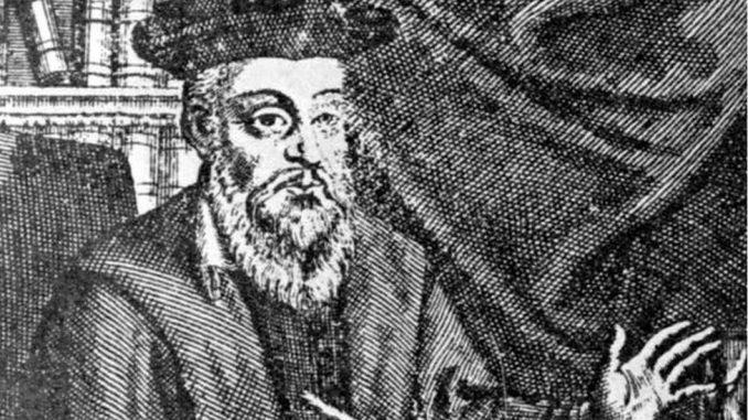 Korona virus, teorije zavere i misticizam: Nostradamusovo navodno proročanstvo o pandemiji Kovida-19 4