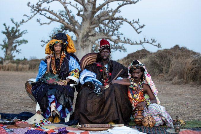 Korona virus, moda i Afrika: Nesvakidašnja revija u senegalskoj šumi baobaba 12