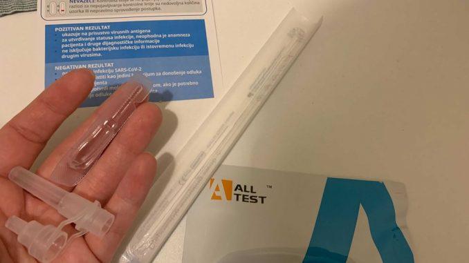 Kućni test na korona virus: Kakvo odobrenje imaju i da li su povučeni iz apoteka 3