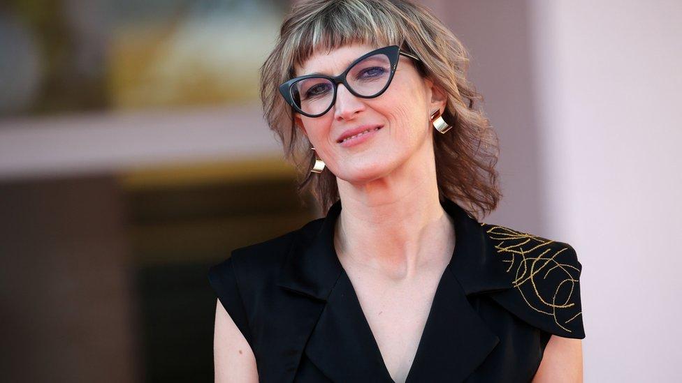 Rediteljka Jasmila Žbanić