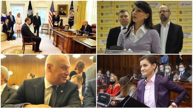 Provera činjenica: Sve neistine političara u Srbiji koje su obeležile 2020. godinu 5