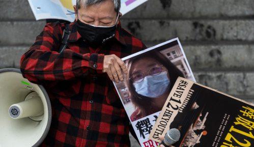 Kineskoj novinarki četiri godine zatvora 11