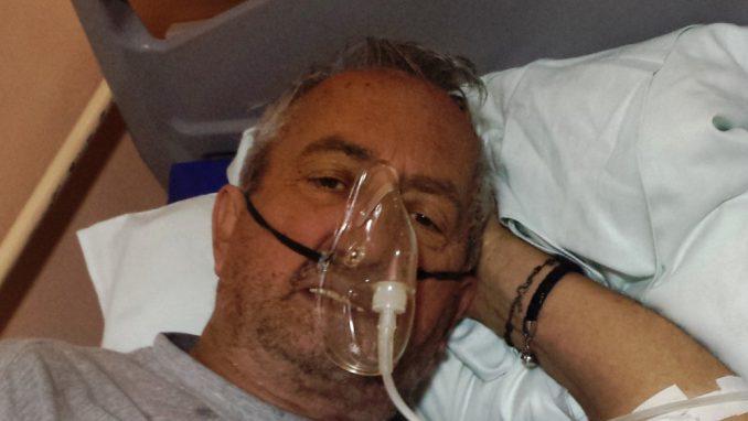 """Sedamnaest dana u kovid bolnici: Među """"anđelima"""" na Zvezdari 5"""