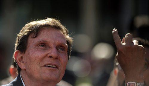 Gradonačelnik Rija priveden zbog primanja mita 6