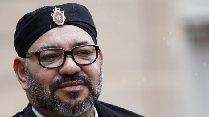 Tramp priznao celovitost Maroka 4
