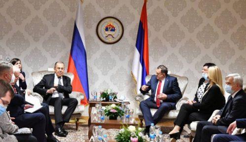 Lavrov: Pokušaj rušenja Dejtonskog sporazuma rizičan i mogao bi izazvati ozbiljne posledice 12