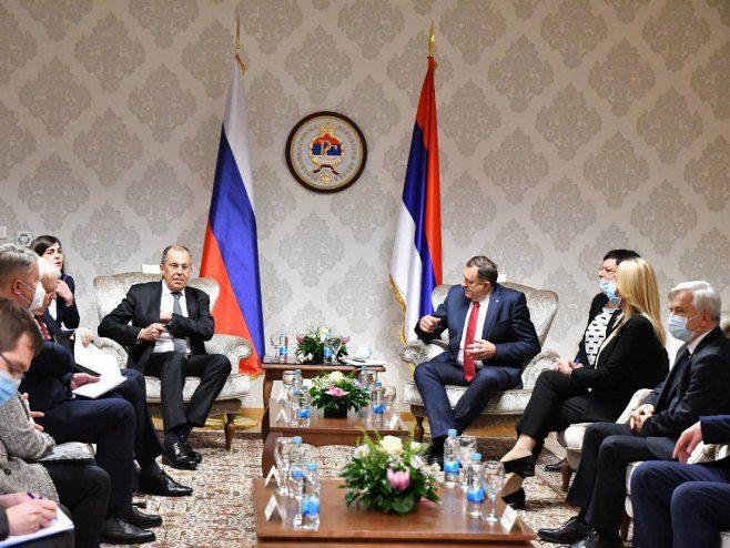 Lavrov: Pokušaj rušenja Dejtonskog sporazuma rizičan i mogao bi izazvati ozbiljne posledice 1