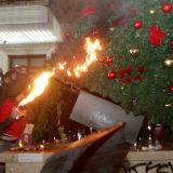 Albanci sve nezadovoljniji vlašću premijera Edija Rame 11