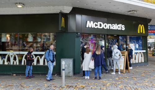 Radnici se žale na Mekdonalds u Hrvatskoj 1