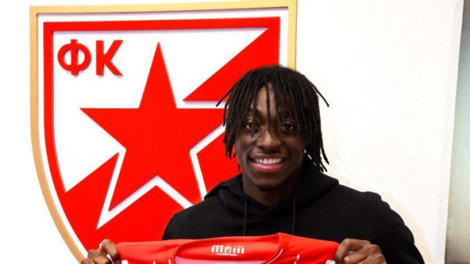 Aksel Bakajoko potpisao ugovor sa Crvenom zvezdom 5
